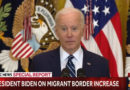 Biden New's Conference